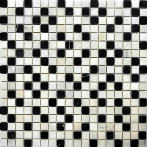 Мозаика Q-Stones QS-062-15P/10 30,5х30,5 мозаика muare q stones qs 013 15p 10 30 5x30 5