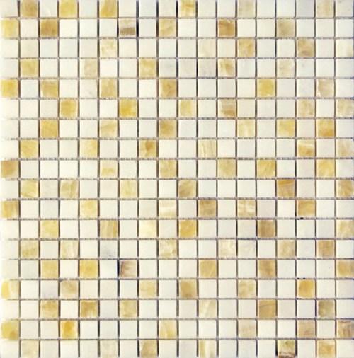 Мозаика Q-Stones QS-072-15P/10 30,5х30,5 мозаика muare q stones qs 013 15p 10 30 5x30 5
