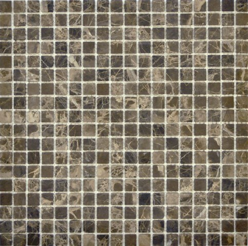 Мозаика Q-Stones QS-Crema Marfil-15T/10 30,5х30,5 мозаика q stones qs 015 20p 10 30 5х30 5