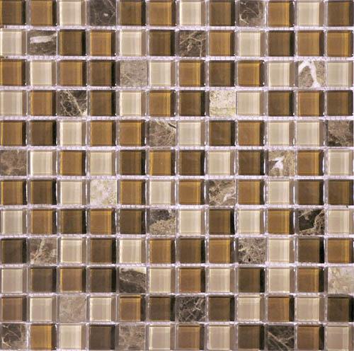 Мозаика Q-Stones QSG-030-23/8 30,5х30,5