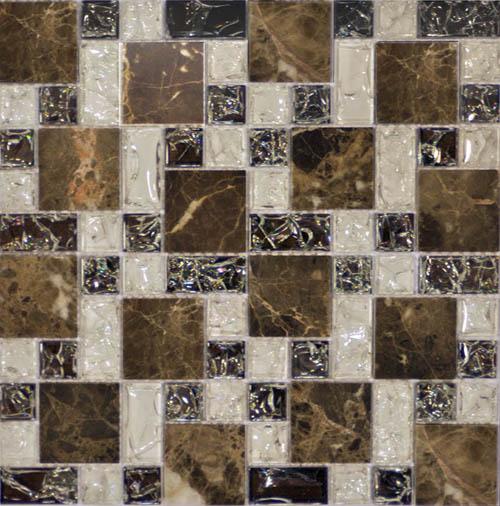 Фото - Мозаика Q-Stones QSG-079-FP/8 30х30 мозаика muare q stones qg 063 15 8 30 5x30 5