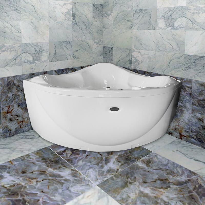 Акриловая ванна Радомир Флоренция без гидромассажа акриловая ванна радомир амелия gold правая