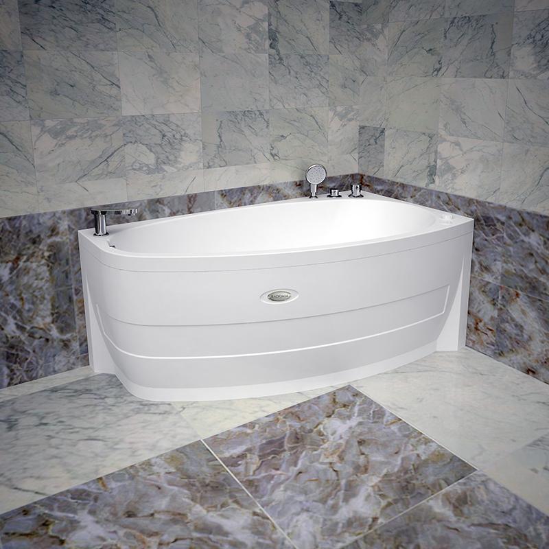 Акриловая ванна Радомир Орсини White