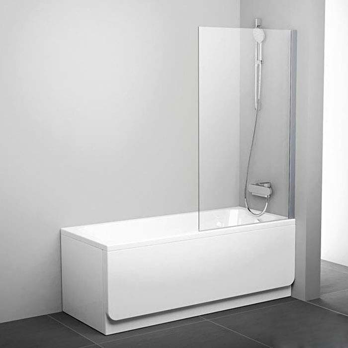 Шторка для ванны Ravak PVS1-80 блестящая+стекло транспарент new 12 5 inch for lenovo thinkpad u260 k27 k29 x220 x230 u260 x220i x220t x201t laptop led lcd display lp125wh2 slb1 slb3