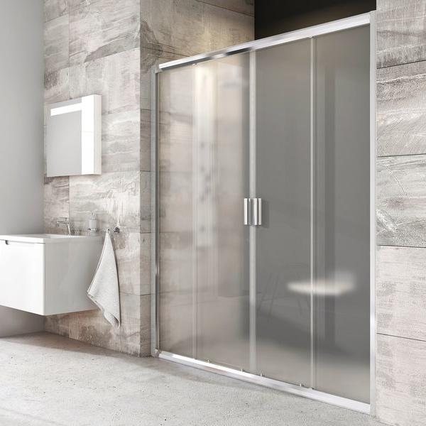 Душевая дверь Ravak BLDP4-140 блестящий+графит дверь hyundai hd 78
