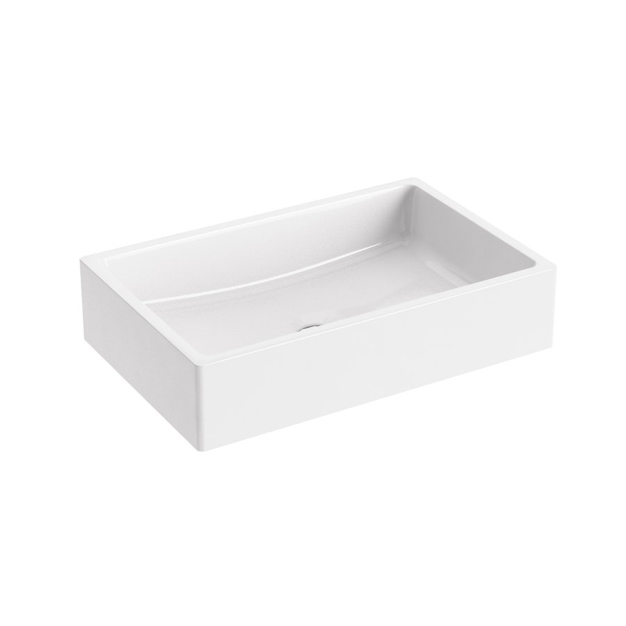 Раковина Ravak Formy 01 50 D акриловая ванна ravak formy 01 180x80