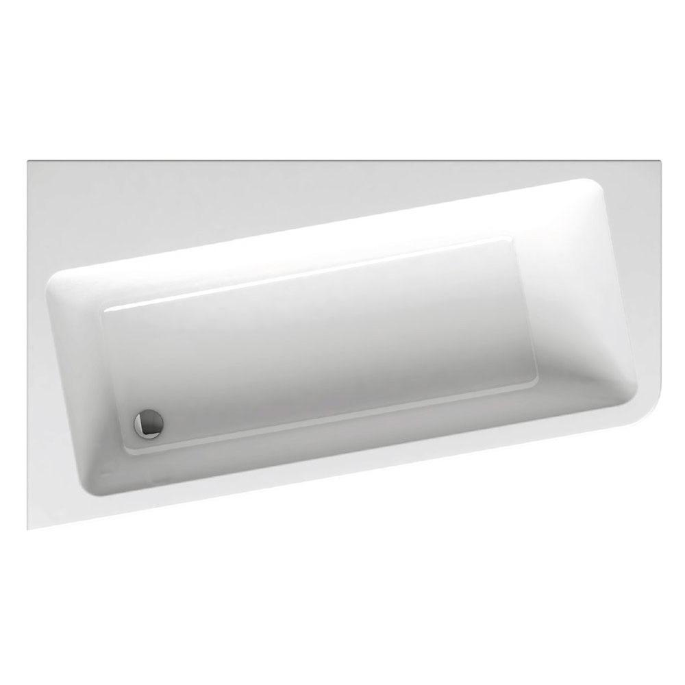 Акриловая ванна Ravak 10° 160х95 L l