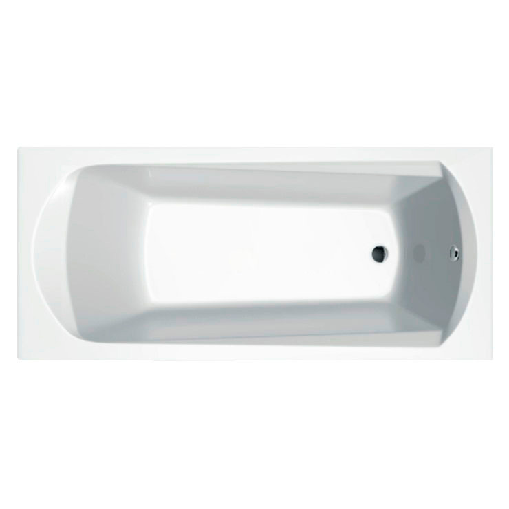 Акриловая ванна Ravak Domino 150х70 акриловая ванна ravak domino plus 170х75 белая c631r00000