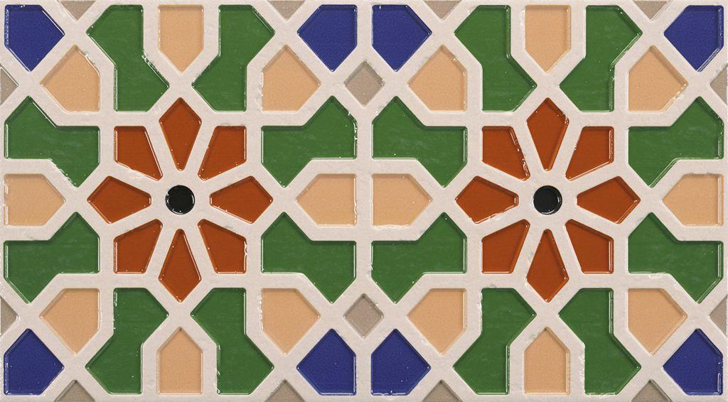 Настенная плитка Realonda Medina Verde 30,85х55,6 настенная плитка del conca agata verde 10x10
