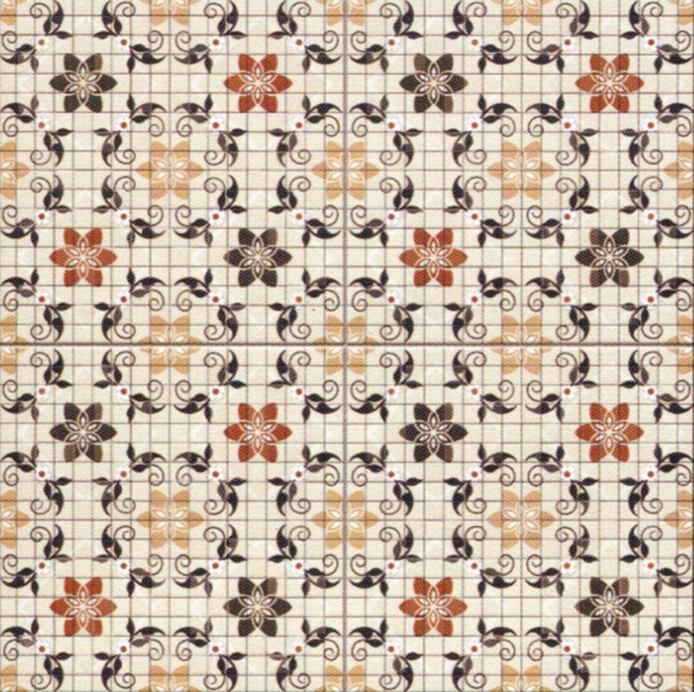 Напольная плитка Realonda Cartago Nova Decor 44,2х44,2 напольная плитка realonda ceramica cartago nova esquina 44 2x44 2