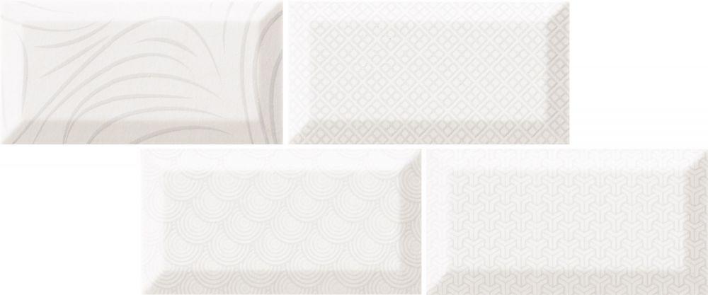 Настенная плитка Realonda Istanbul White Luster 7,7х15 edip akbayram istanbul
