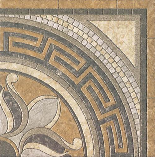 Напольная плитка Realonda Dec. Nantes Marron (КГ) 44.2х44.2 недорго, оригинальная цена