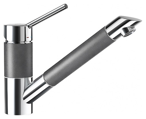 Смеситель Reginox Goya K715K Titanium для кухни goya