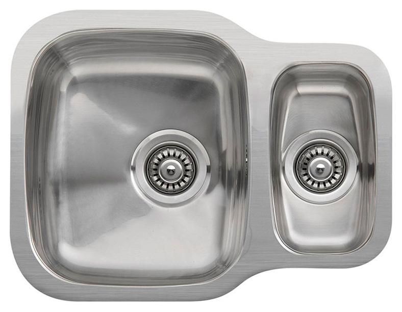 Кухонная мойка Reginox Nebraska U LUX OKG сталь мойка кухонная reginox orlando lux okg box