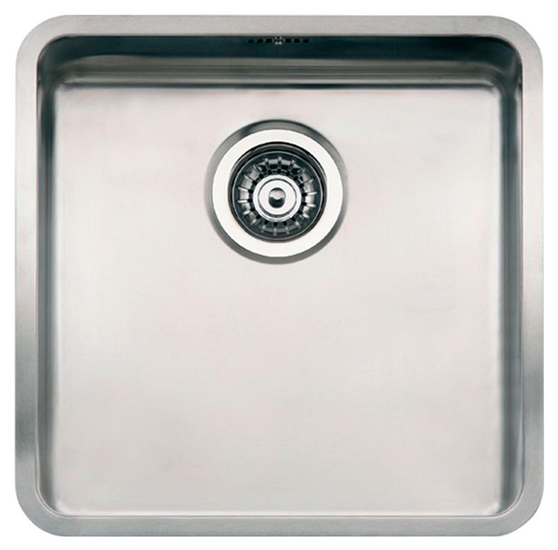 купить Кухонная мойка Reginox Kansas 40x40 Cuadrat LUX L сталь по цене 36090 рублей