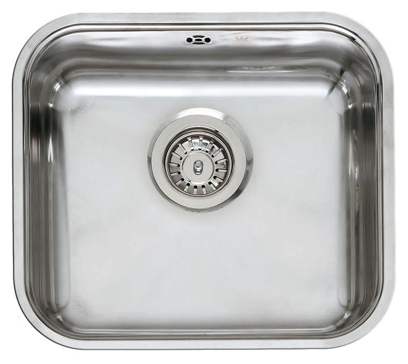 Кухонная мойка Reginox Colorado LUX OKG сталь мойка кухонная reginox orlando lux okg box
