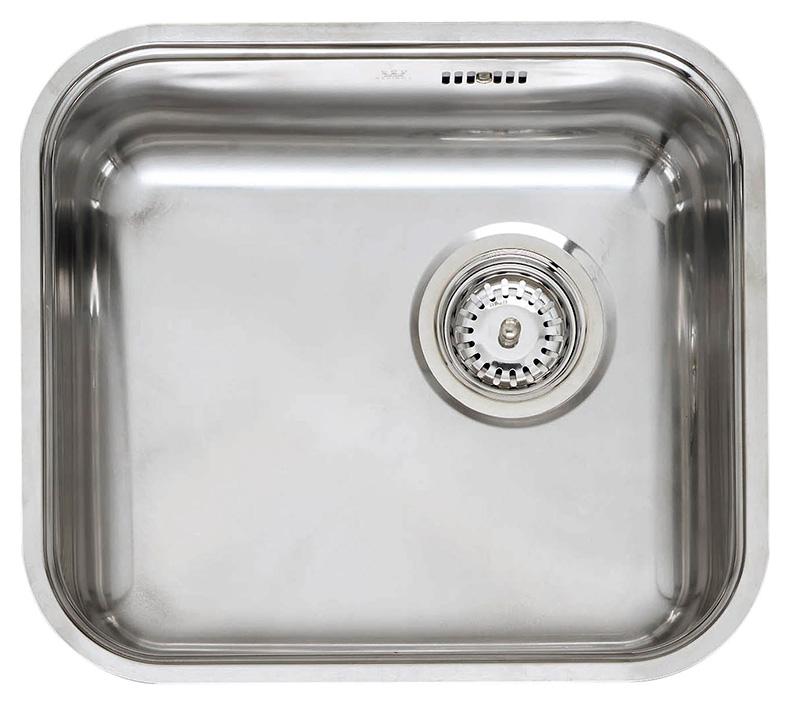 Кухонная мойка Reginox R18 4035 LUX OKG сталь мойка кухонная reginox orlando lux okg box