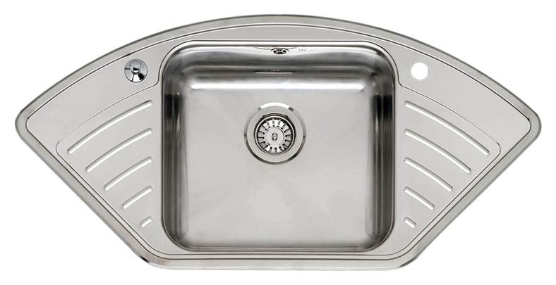 Кухонная мойка Reginox Empire R10 LUX OKG сталь