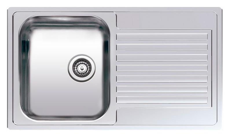 Кухонная мойка Reginox Centurio L 10 LUX OKG сталь кухонная мойка reginox chicago l lux okg сталь