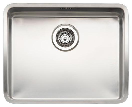 Кухонная мойка Reginox Ohio 50x40 Medium LUX OKG L сталь кухонная мойка reginox chicago l lux okg сталь