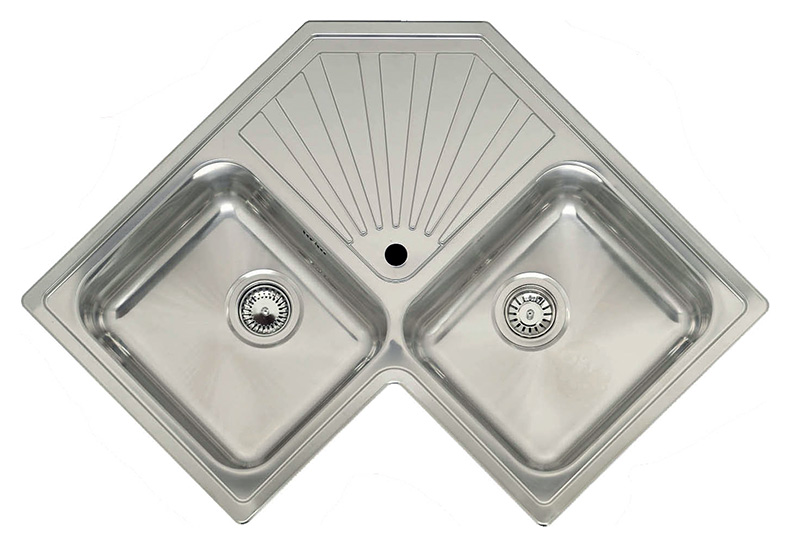 купить Кухонная мойка Reginox Montreal LUX KGOKG сталь по цене 35700 рублей