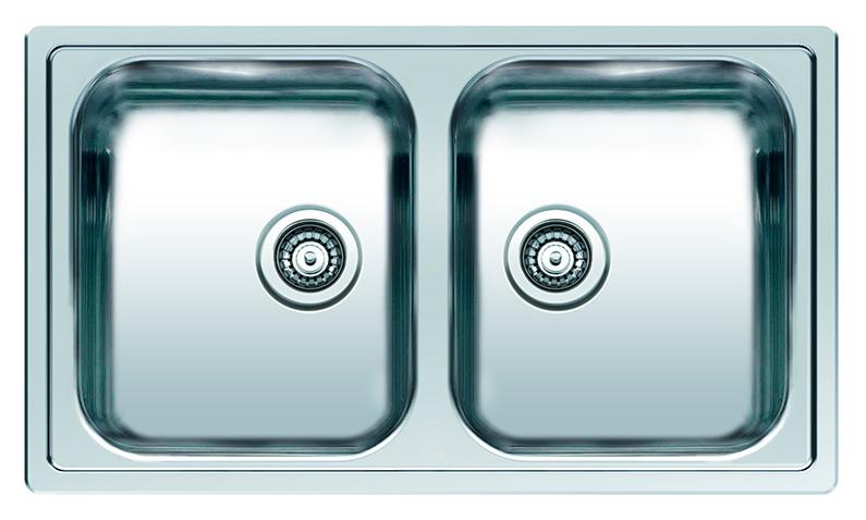 Кухонная мойка Reginox Centurio L 20 LUX OKG сталь кухонная мойка reginox chicago l lux okg сталь