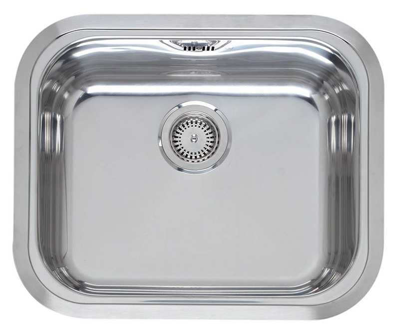 Кухонная мойка Reginox Chicago L LUX OKG сталь кухонная мойка reginox chicago l lux okg сталь