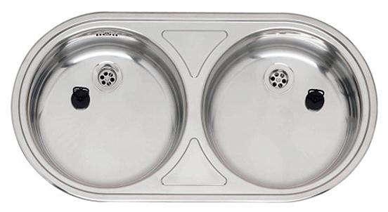купить Кухонная мойка Reginox Andalucia LUX SPOSP сталь по цене 8480 рублей