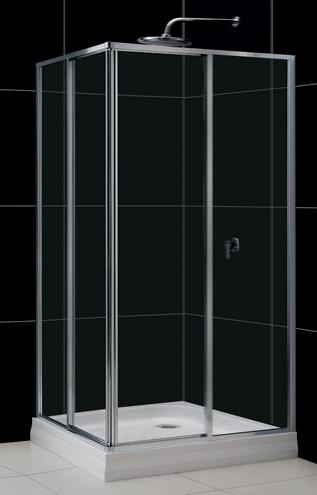 Душевой уголок RGW CL-42 80x120x185 стекло прозрачное