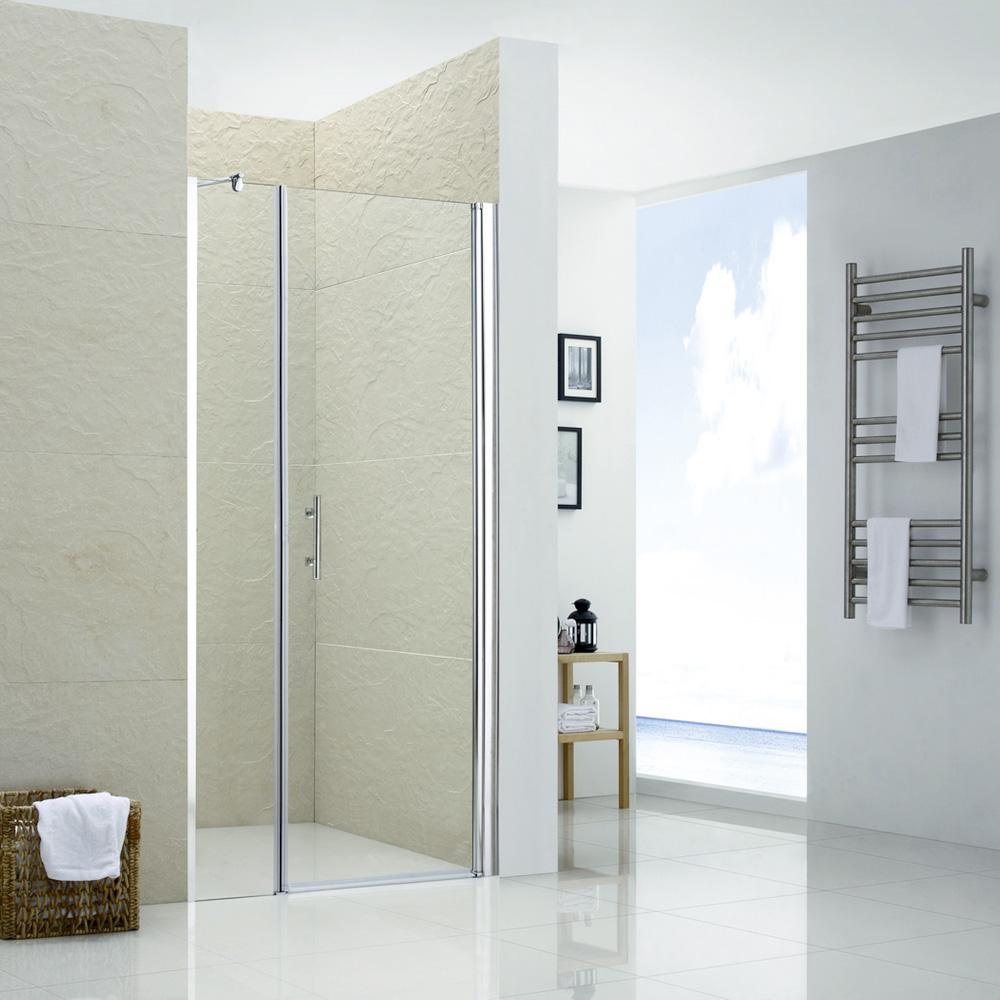 Душевая дверь RGW LE-02 90х195 стекло прозрачное матрас dreamline springless soft slim 90х195 см