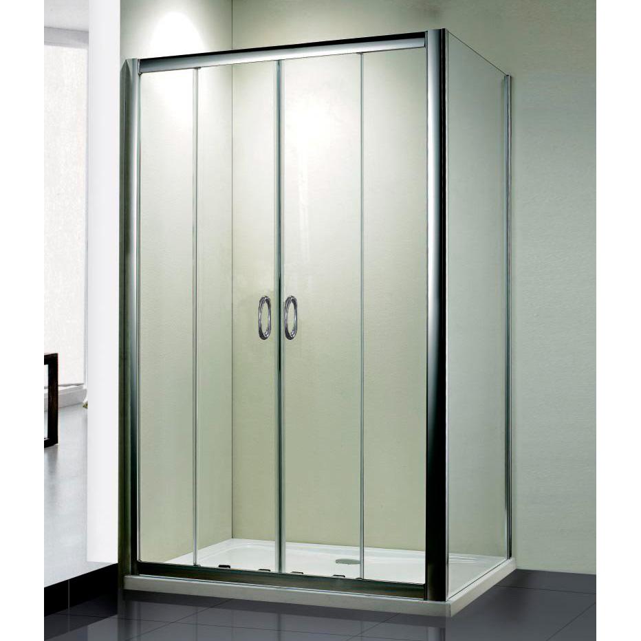 Душевой уголок RGW PA-41 (PA-11+Z-01) 120х200х195 стекло прозрачное душевой уголок rgw pa 41 pa 11 z 01 80х180х195 стекло прозрачное