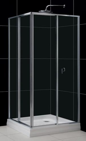 Душевой уголок RGW CL-42 90x100x185 стекло прозрачное