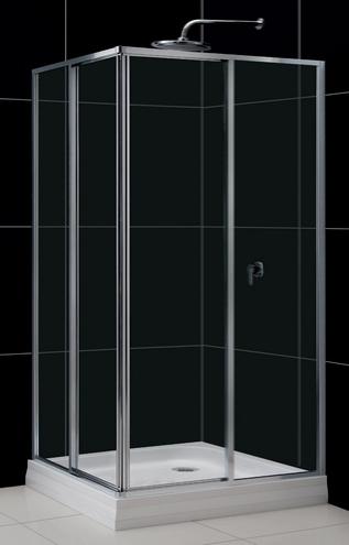Душевой уголок RGW CL-42 90x120x185 стекло прозрачное