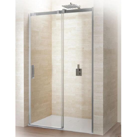 Душевая дверь Riho SZ Ocean 140 chrom, L/P душевая дверь riho baltic b104 1180x2100 l r
