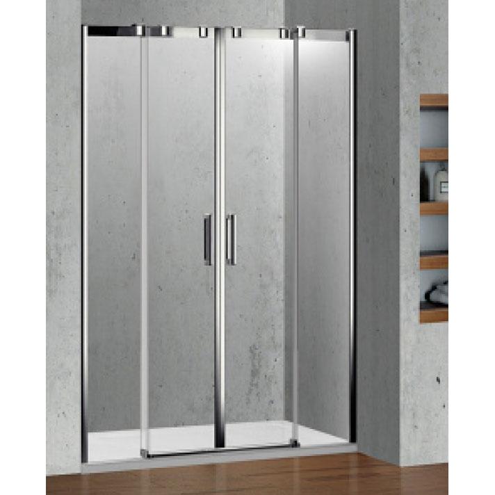 Душевая дверь Riho Ocean 140-2 Doors дверь в нишу riho ocean gu0202100