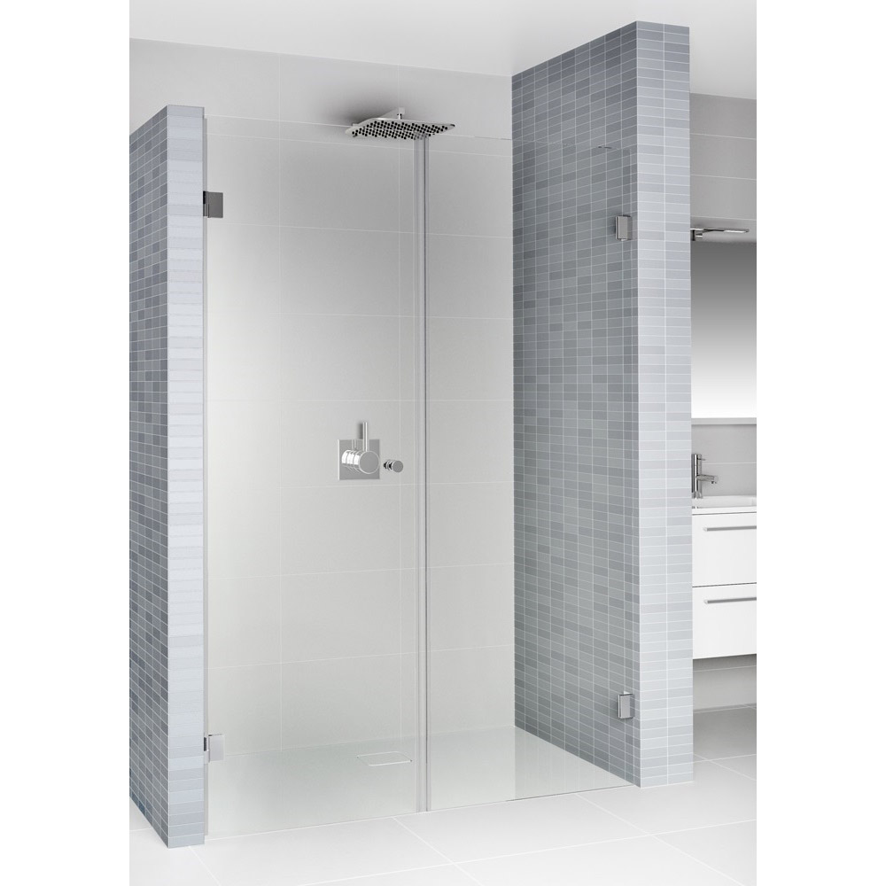 Душевая дверь Riho Scandic Mistral M102-100 L душевая дверь riho baltic b104 1180x2100 l r