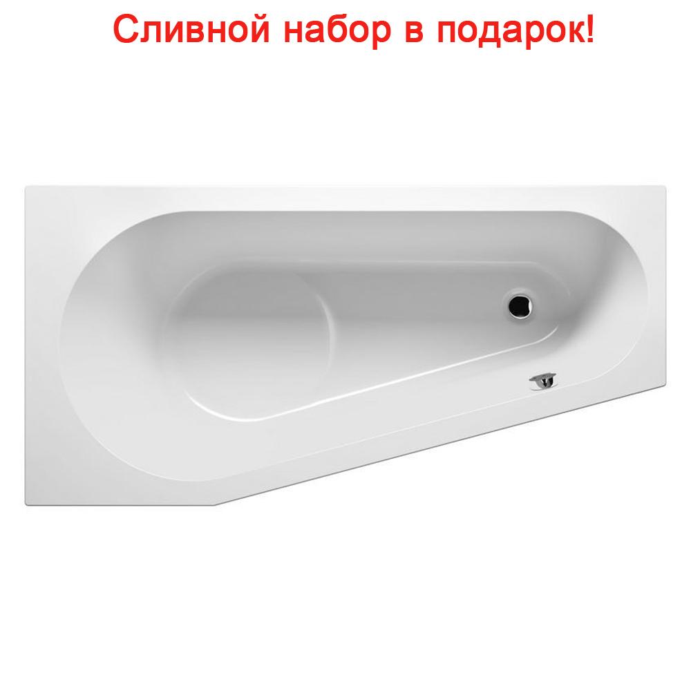 Акриловая ванна Riho Delta 150x80 Правая