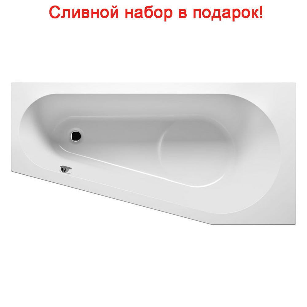 Акриловая ванна Riho Delta 150x80 Левая