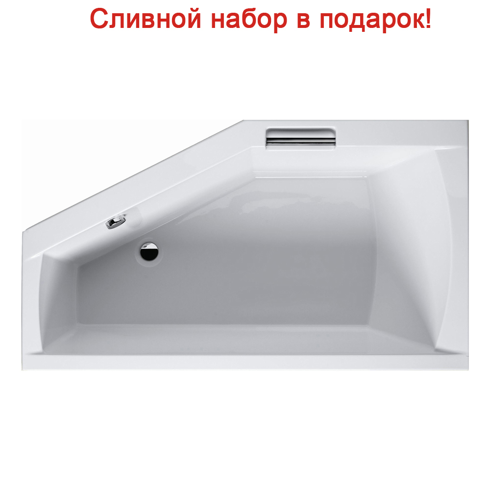 Акриловая ванна Riho Geta 160x90 Правая цена