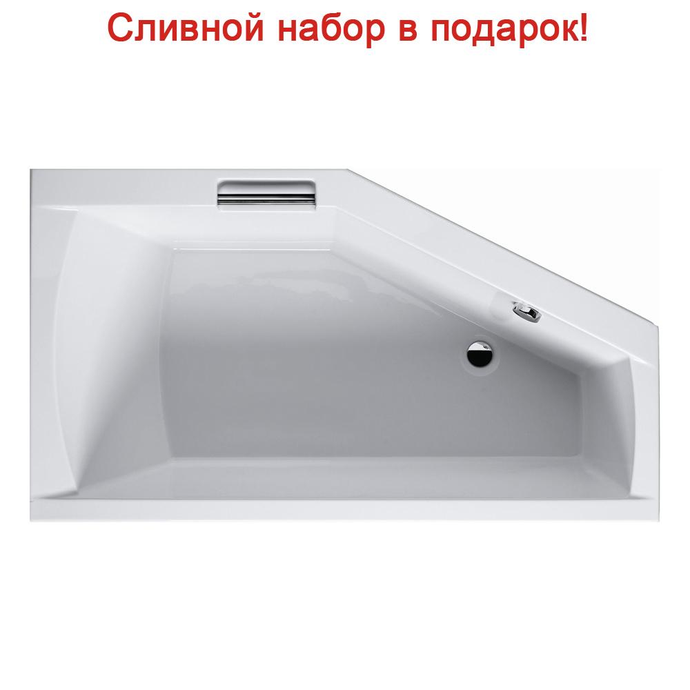 Акриловая ванна Riho Geta 160x90 Левая цена