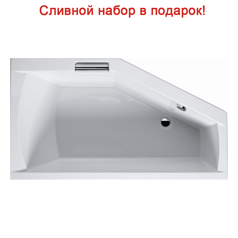 Акриловая ванна Riho Geta 170x90 Левая цена