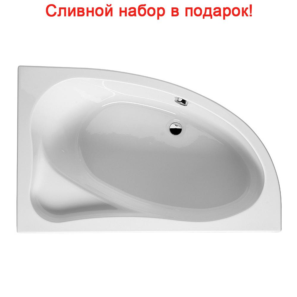 Акриловая ванна Riho Lyra 153x100 Левая