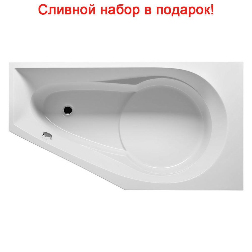 Акриловая ванна Riho Yukon 160x90 Левая цена