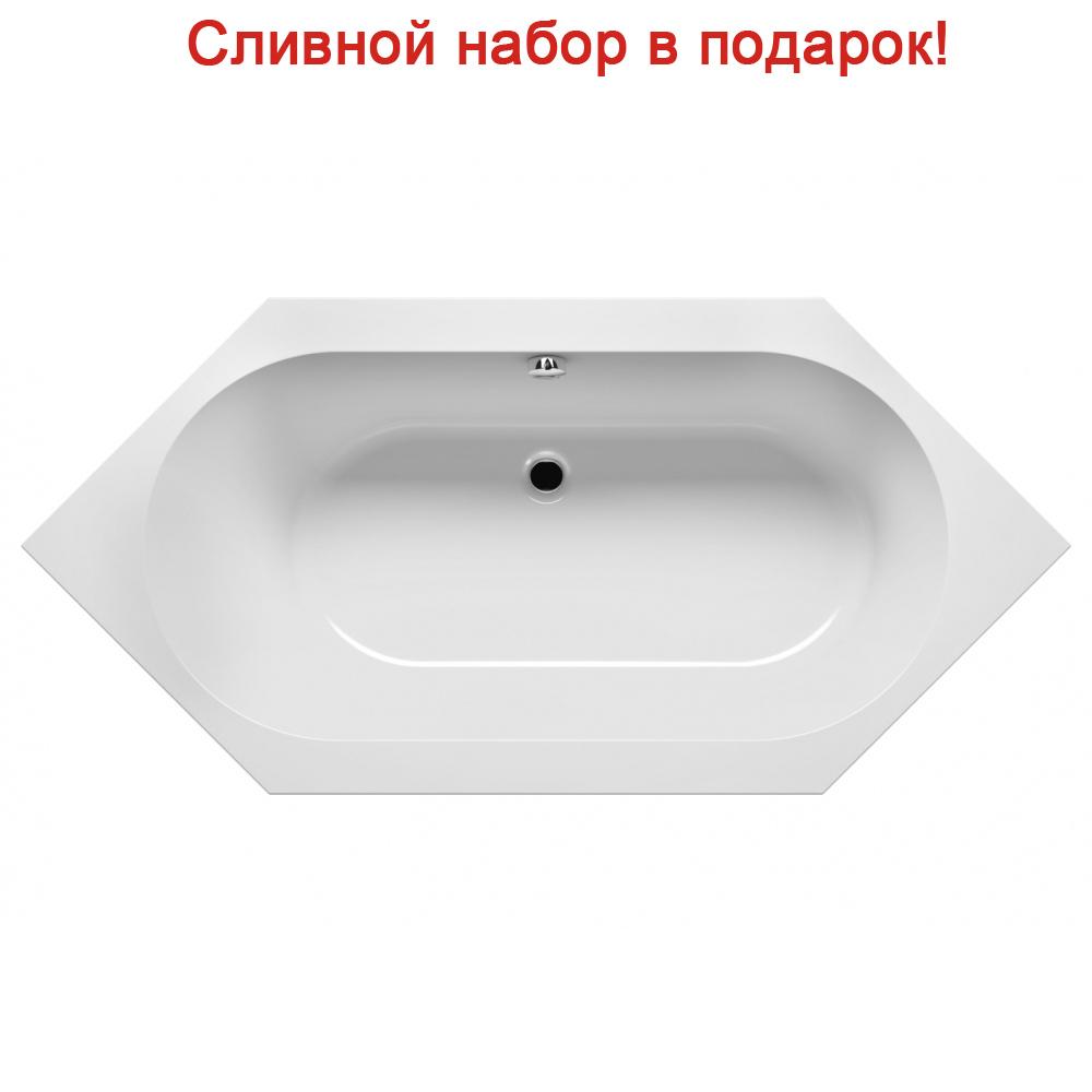 Акриловая ванна Riho Kansas 190x90 riho акриловая ванна riho kansas 190x90