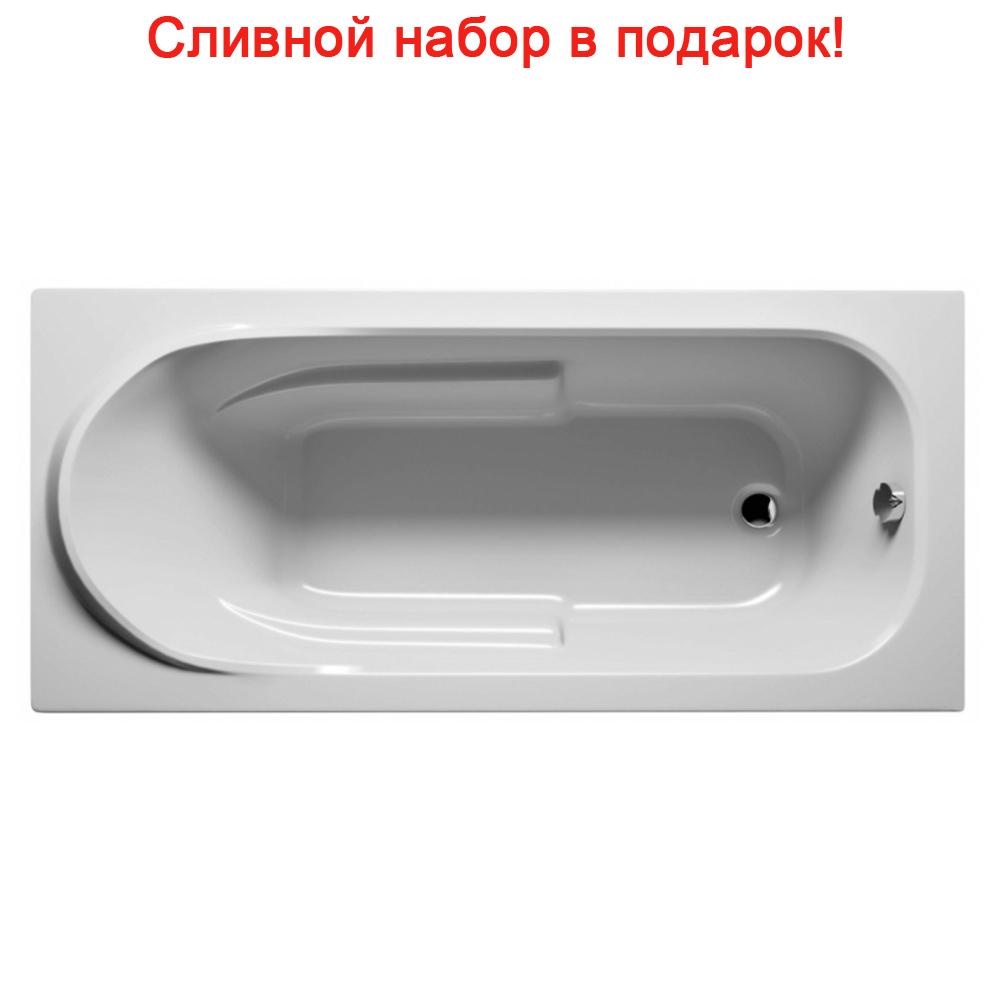 Акриловая ванна Riho Columbia 150x75 без гидромассажа акриловая ванна riho columbia 140x70 без гидромассажа ba0500500000000