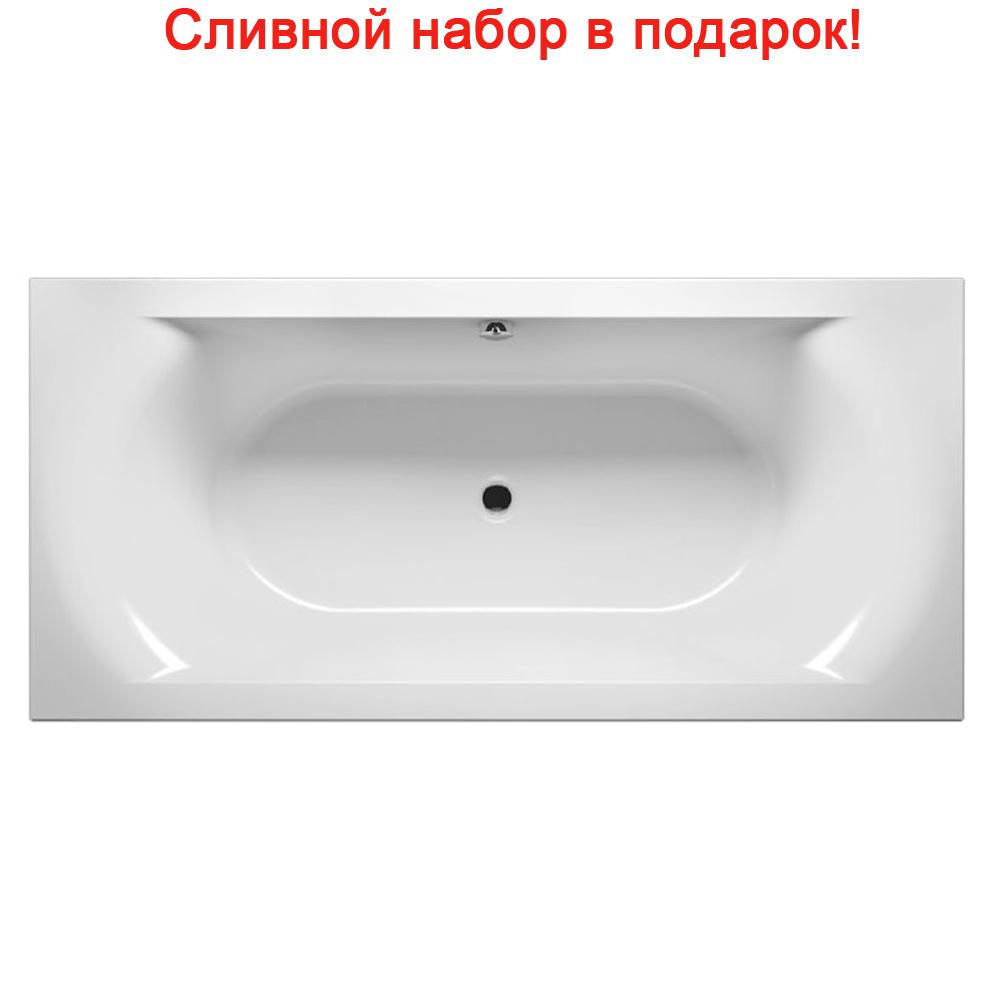 Акриловая ванна Riho Linares Slim 190x90 без гидромассажа
