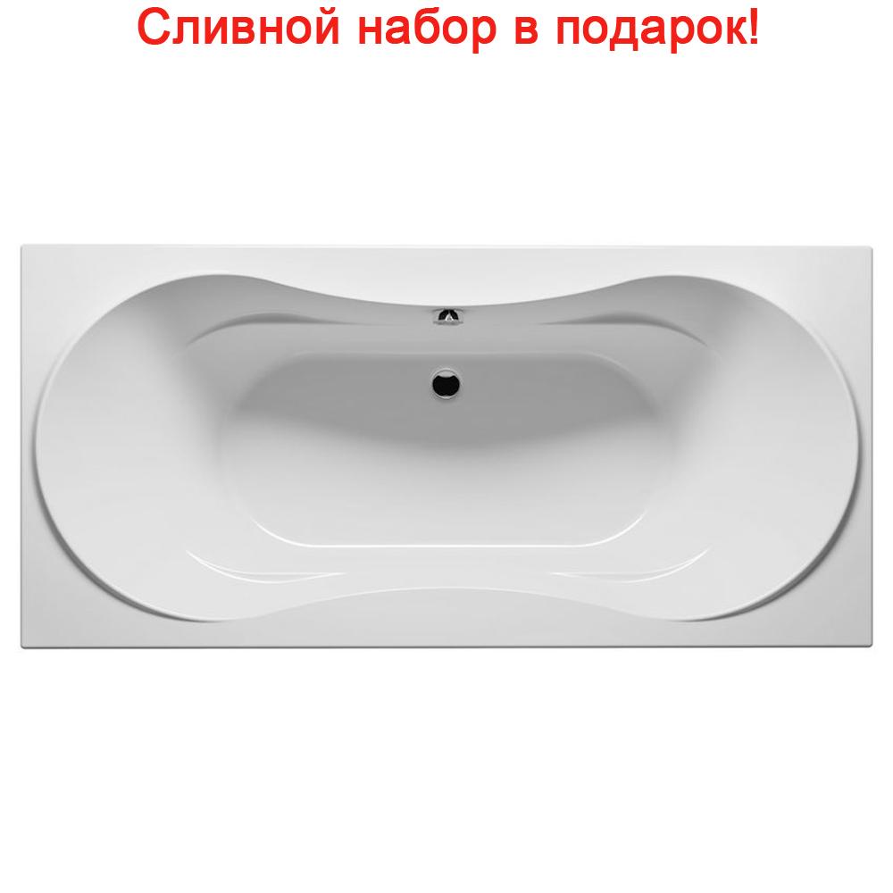 Акриловая ванна Riho Supreme 190x90 без гидромассажа