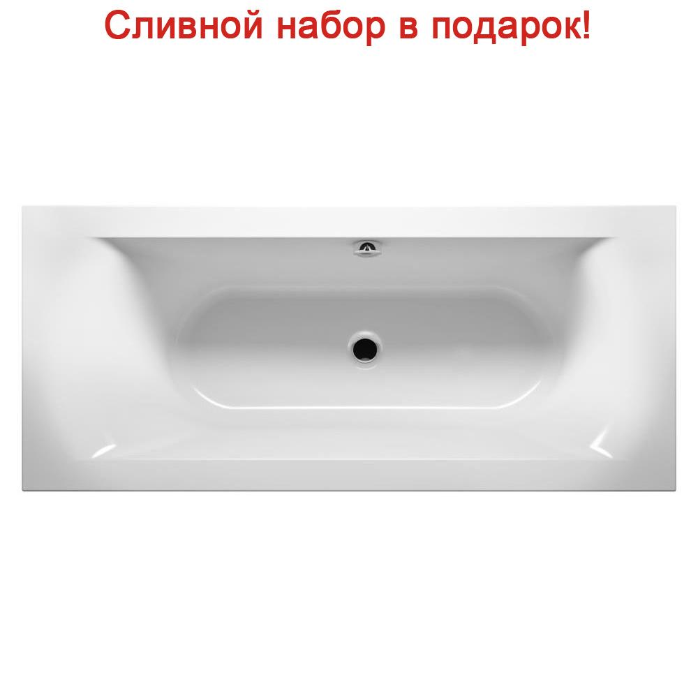 Акриловая ванна Riho Lima 190x90 без гидромассажа