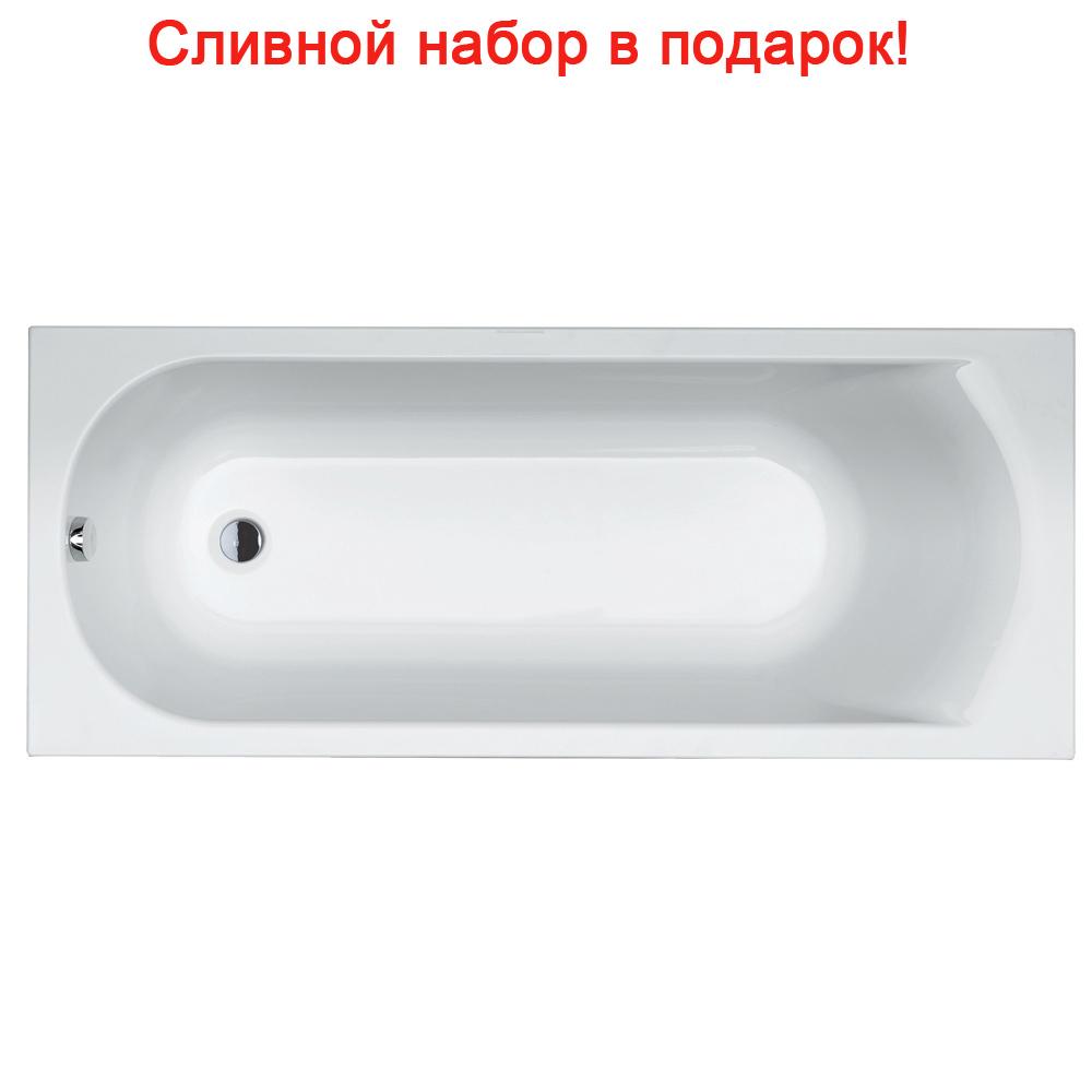 Акриловая ванна Riho Miami 160x70 без гидромассажа