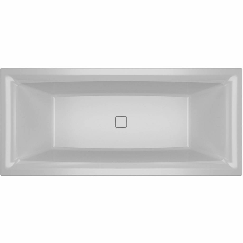 Акриловая ванна Riho Still Square 180x80 без гидромассажа